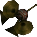 Twilight Princess Instruments Skull Kid's Trumpet (Enemy Weapon).png