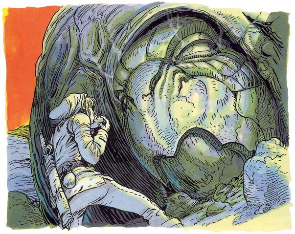 File:Turtle Rock (Link's Awakening).png
