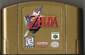 The Legend of Zelda - Ocarina of Time Gold Cartridge.png