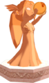 The Wind Waker Golden Goddess Statues Din's Statue (Render).png