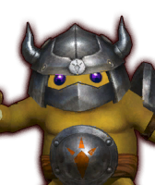 Hyrule Warriors Goron Forces Goron Captain (Dialog Box Portrait)