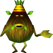 Business Scrub (Majora's Mask)