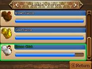 Hyrule Warriors Legends Linkle's Tale Linkle's Forces (Battlefield Info Screen)