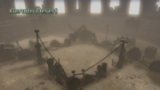 Hyrule Warriros Locations Gerudo Desert (Arbiter's Grounds)