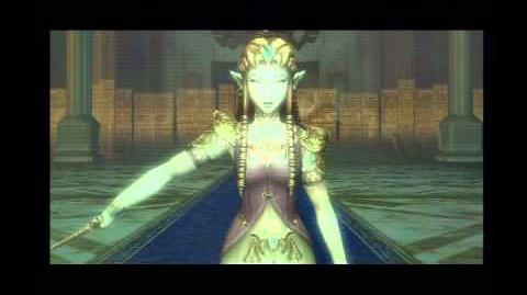 Possessed Zelda (Twilight Princess)