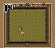 Link to the Past Heart Container 3