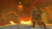 Fire Keese (Skyward Sword)