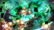 Hyrule Warriors Scimitars Phantom Zant (Special Attack)