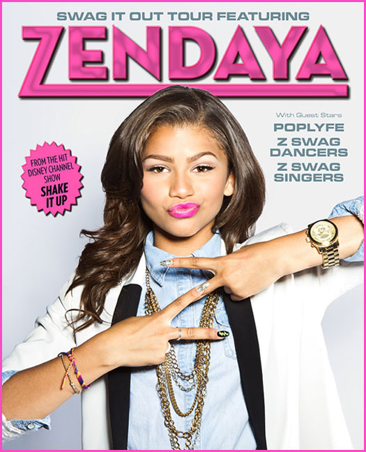 Zendaya Swag It Out