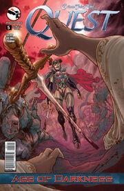Grimm Fairy Tales Presents Quest Vol 1 5