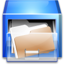 File:Crystal Clear app file-manager.png