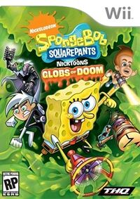 Nickelodeon Globs of Doom