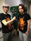 Kojima Staff and Jehuty