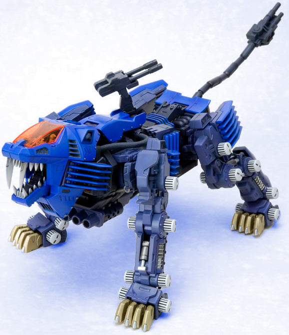 Zoids Shield Liger Image - HMM Shield Lig...