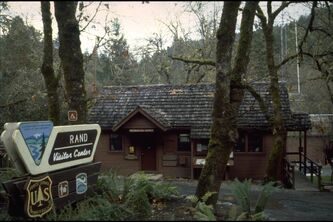 Rand Ranger Station Visitor Center