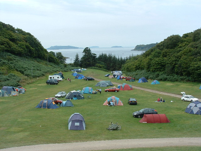 File:Gallanach Campsite - geograph.org.uk - 36570.jpg