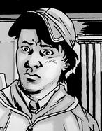 Glenn comic