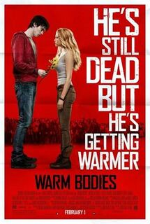 Warm Bodies Theatrical Poster