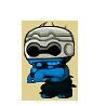 Robo Zombie LightBlue