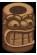 Small Tiki Head