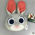 Zootopia bunny judy fox nick fennec finnick cheetah benjamin clawhauser wallet 9