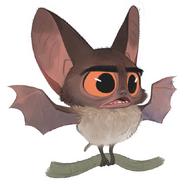 Naked Bat Eyewitness