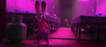 Judy and Nick in Doug's Lab