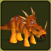 ZT2 Styracosaurus Old