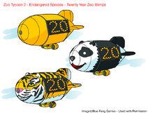 ZT2 ES - 20 Years Blimp