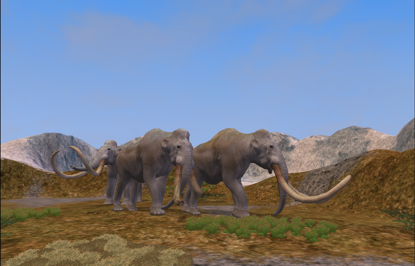 Steppe Mammoth (Luca9108) | ZT2 Download Library Wiki ...