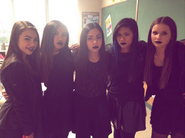 Black Lipstick Girls 2