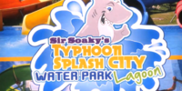 Sir Soaky's Typhoon Splash City Water Park Lagoon