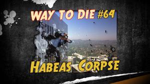 Habeas Corpse