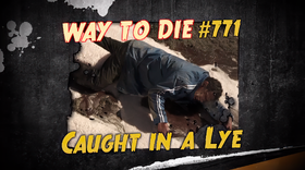Caught in a Lye