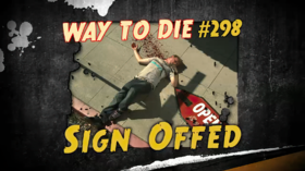 Sign Offed