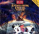 101 Dalmatians: Escape From DeVil Manor