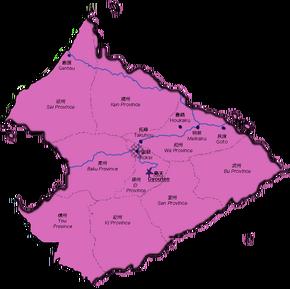 Kokui County of Kei