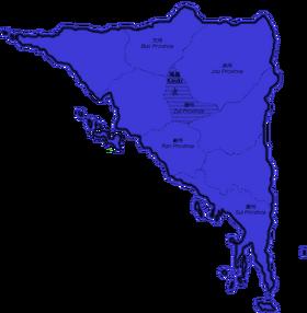 Zui Province of Tai