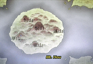 Mt. Hou map