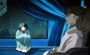 Yuka and Youko talking