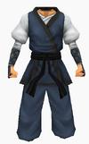 Guanyin-blue pearl robe-male