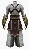 Fujin-death scream armor-male-back
