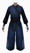Fujin-northern wind robe-male