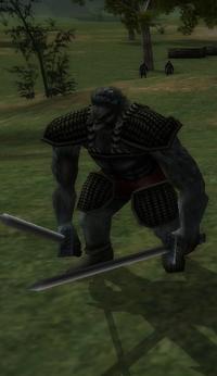 Sword Gorilla