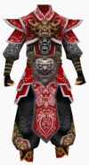 Guanyin-war god armor-male