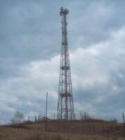 Radio Antenna at Kelvedon Hatch