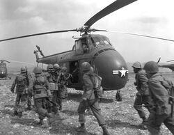 Korean War HA-SN-98-07085