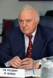 Eduard shevardnadze