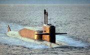 Submarine Delta IV class