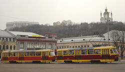 Tram Kiev